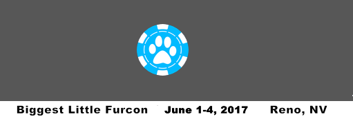 Biggest Little Furcon (Reno, NV) June 1-4, 2017