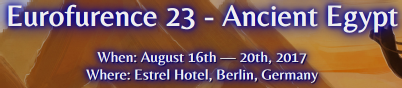EuroFurence 23 (Berlin, Germany) August 16-20, 2017