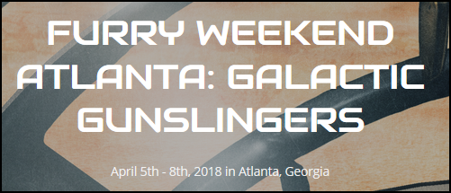 Furry Weekend Atlanta (Atlanta, GA) April 5-8, 2018