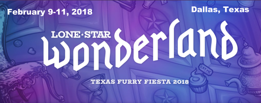 Furry Fiesta (Dallas, TX) February 9-11, 2018
