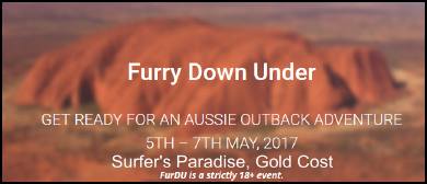 Furry Down Under (Surfer's Paradise, Queensland, Australia) May 5-7, 2017